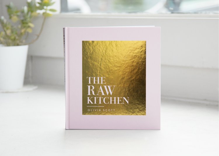 The raw kitchen book the raw kitchen healthy food smoothies and the raw kitchen book forumfinder Images