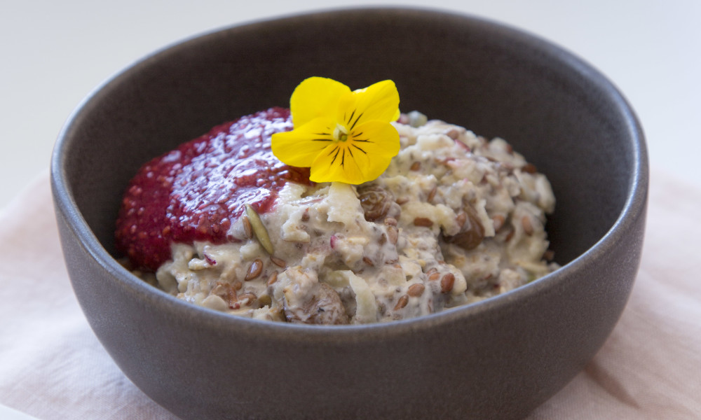 Bircher muesli the raw kitchen healthy food smoothies and sweet bircher muesli forumfinder Image collections